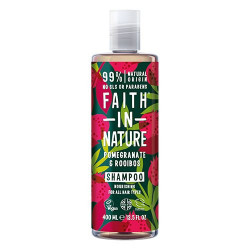 Faith in Nature Shampoo Granatæble & Rooibos (400 ml)