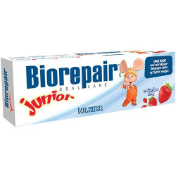 Tandpasta Biorepair Junior - 50 ml.