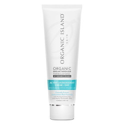 Organic Island Day cream active antioxidant