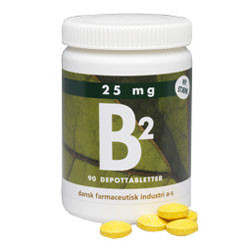 difi B2 25 mg (90 tabletter)