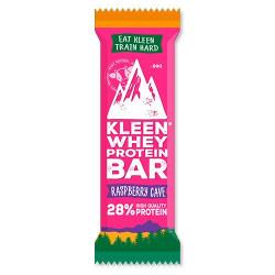 Kleen Whey Proteinbar Raspberry Cave (60 g)
