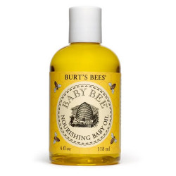 Burt's Bees Baby Bee Nourishing Baby Oil (118 ml)