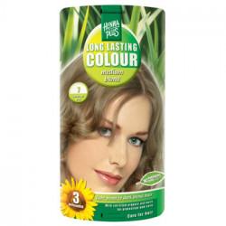 Hennaplus 7 Hårfarve Medium Blond (40 ml)