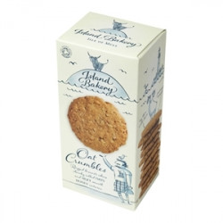 Oat crumbles cookies Økologiske - 150 gram