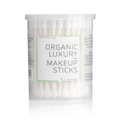 Organic Beauty Supply Luxury Makeup Stick Vatpinde (85 stk)