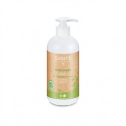 Sante Shower Gel Organic Pineapple and Lemon (500 ml)