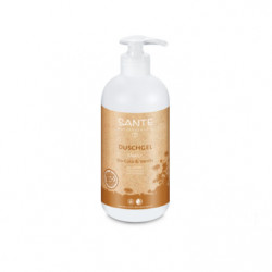 Sante Shower Gel Organic Coconut and Vanilla (500 ml)