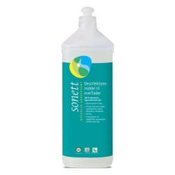 Sonett Desinfektionsmiddel - 1000 ml.