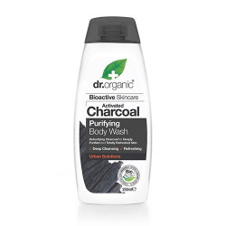 Dr. Organic Body Wash Charcoal Purifying
