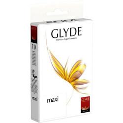 Glyde Veganske Kondomer Maxi - 10 stk.