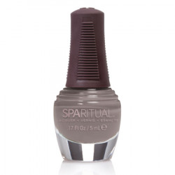 Sparituals Neglelak Mini Lys Beige Brun 88378 (5 ml)