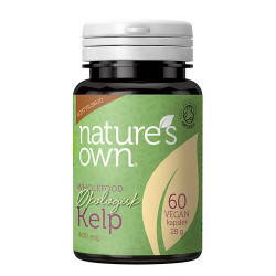 Natures Own Kelp Ø (60 kap)