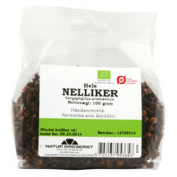 Naturdrogeriet Nelliker Hele Ø (100 gr)