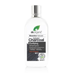 Dr. Organic Shampoo Charcoal Purifying (265 ml)