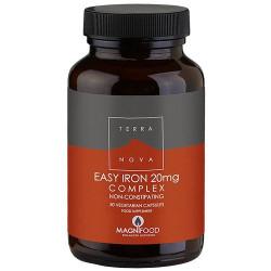 Terranova Jern Præparat (20 mg)
