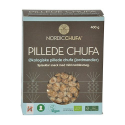 Pillede Chufa Økologiske - 400 gram