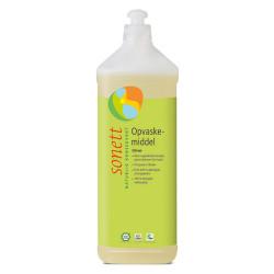 Sonett Opvaskemiddel Citron (1 ltr)