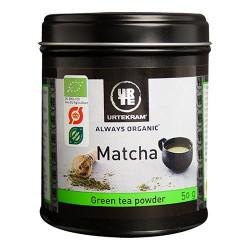 Urtekram Matcha tea Ø (50 g)