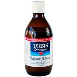 Tobis fiskeolie omega 3 (300 ml)