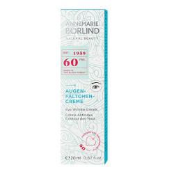 Eye wrinkle cream 60 Years Anniversary