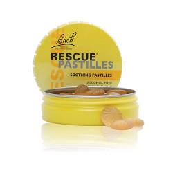 Bach Rescue Pastiller med Hyldeblomst smag (50 g)