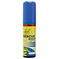 Bachs Rescue Night Spray - 20 ml.