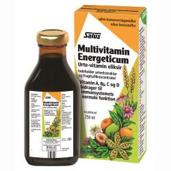 Salus Mezina Multivitamin Energeticum Eliksir (250 ml)