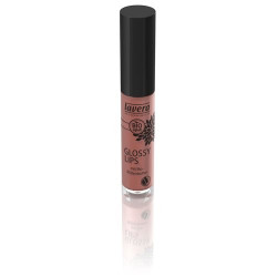 Lavera Glossy Lips Hazel Nude 12 - 6 ml.