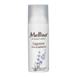 Mellisa Dagcreme m.Lavendel Tør Hud (50 ml)