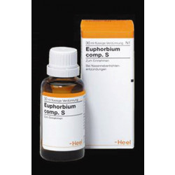 Euphorbium Comp. Mikstur (30 ml)