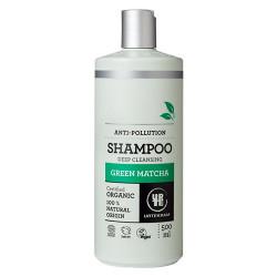 Urtekram Shampoo Green Matcha (500 ml)
