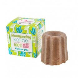 Shampoobar til Fedtet Hår med Litsea Cubeba (55 g)