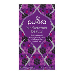 Pukka Blackcurrant Beauty te Ø (20 breve)