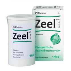 Zeel comp. (250 tabletter)