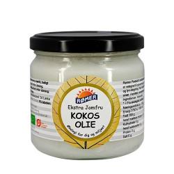 Rømer Kokosolie Ekstra Jomfru Koldpresset Ø (300 ml)