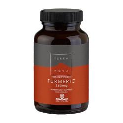 Turmeric 350 mg Terra Nova - 50 kapsler