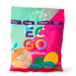 EC:GO Vingummi Super Sticks Ø (75 g)