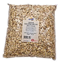 Havregryn Grove Økologisk (750 g)