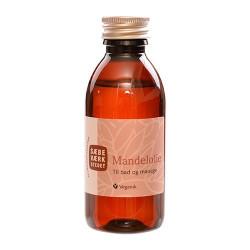 Sæbeværkstedet Mandelolie (150 ml)