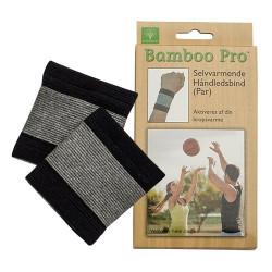 Bamboo Pro Carpal handske selvvarmende - One size