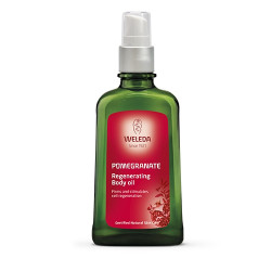 Weleda Pomegranate Regenerating Body Oil (100 ml)