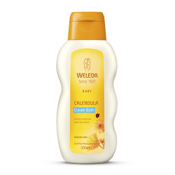 Weleda Calendula Cream Bath Mamma & Baby (200 ml)