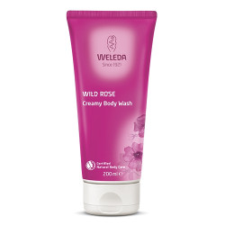 Weleda Wild Rose Creamy Body Wash (200 ml)