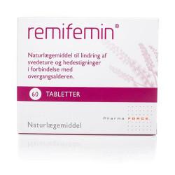 Remifemin tabletter til overgangsalderen 60 stk.
