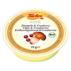 Tartex Patè creme Karl Johan & Tranebær Ø - 75 g