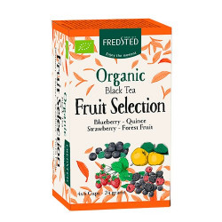 Fredsted The Fruit selection tea Ø (24 g)