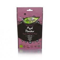 Organic Raw Acai Pulver (80 gr)