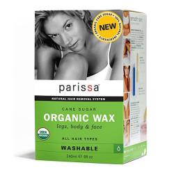 Parissa Organic Wax - 240 ml.