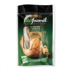 Landbrød bagt med surdej Økologisk - 460 gr