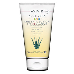 AVIVIR Aloe Vera Kids Sun SPF 30 Lotion (150 ml)